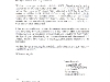 Letter from Bharat Heavy Electricals Ltd
