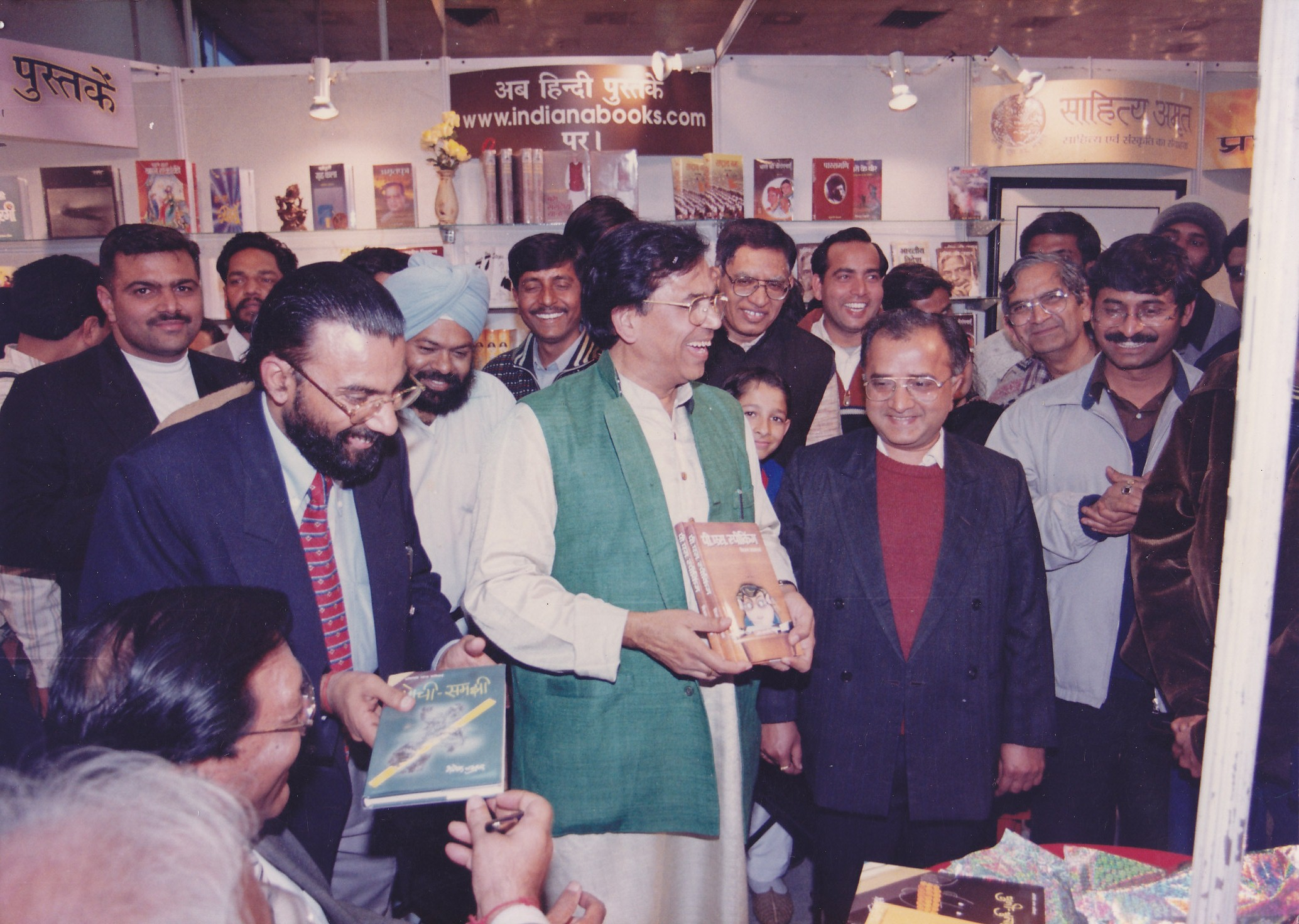Book release of 'P.S. Speaking' by renowned poet- Mr. Ashok Chakradhar