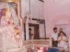 At Shirdi Sai baba Temple