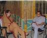 Interviewing actress Jaya Prada