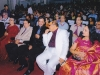 Attending International Film Festival, Goa (in the second row corner seat right side)