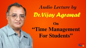 Student Development Program-III Audio Lecture by Dr. Vijay Agrawal