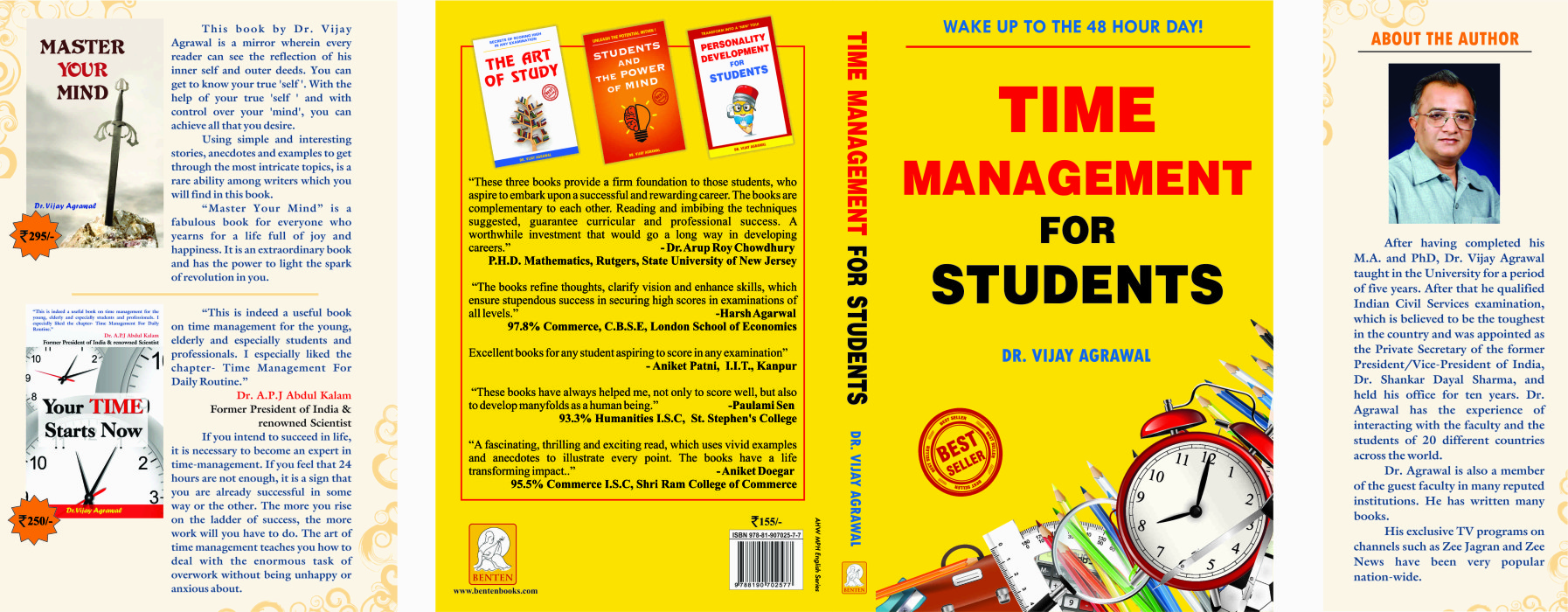 Time Management for Students (Curved)
