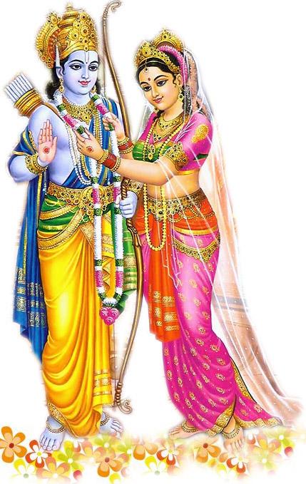 राम में प्रेम की प्रेरणा